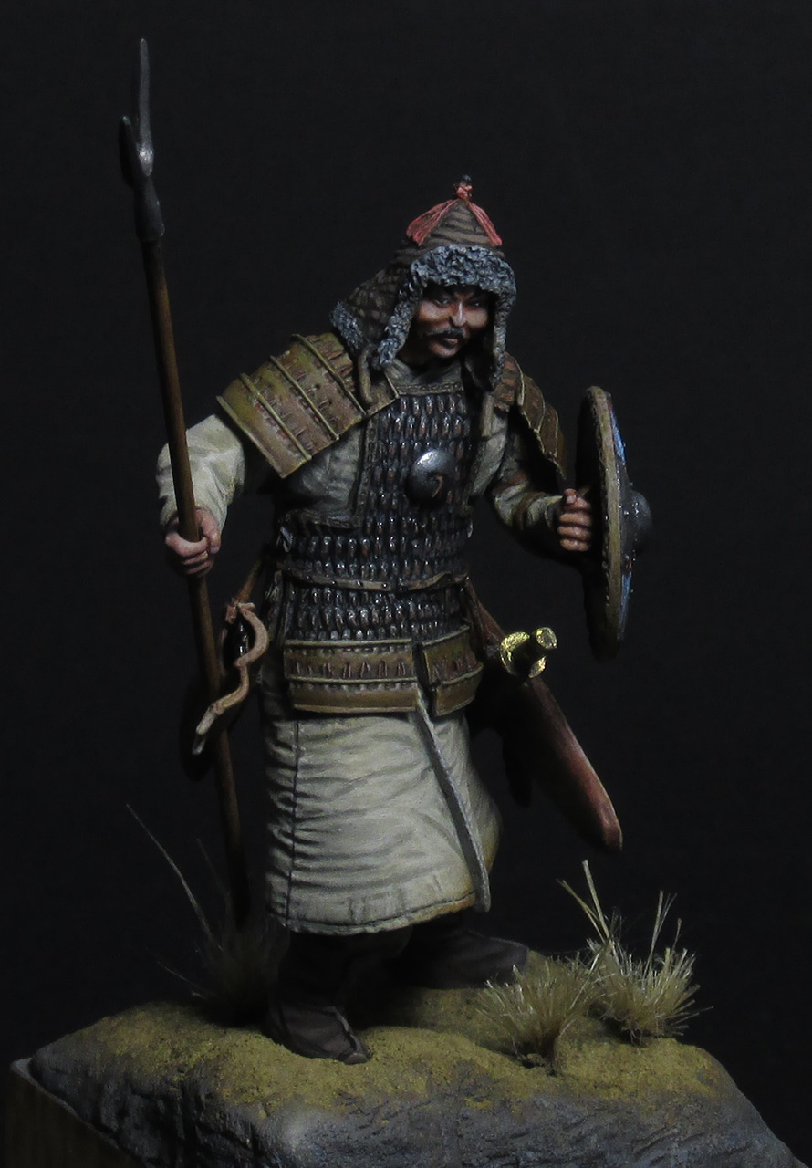 Figures: Khitan warrior, photo #2
