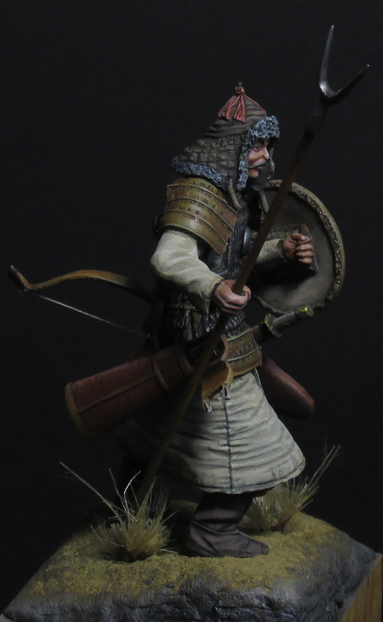 Figures: Khitan warrior, photo #3