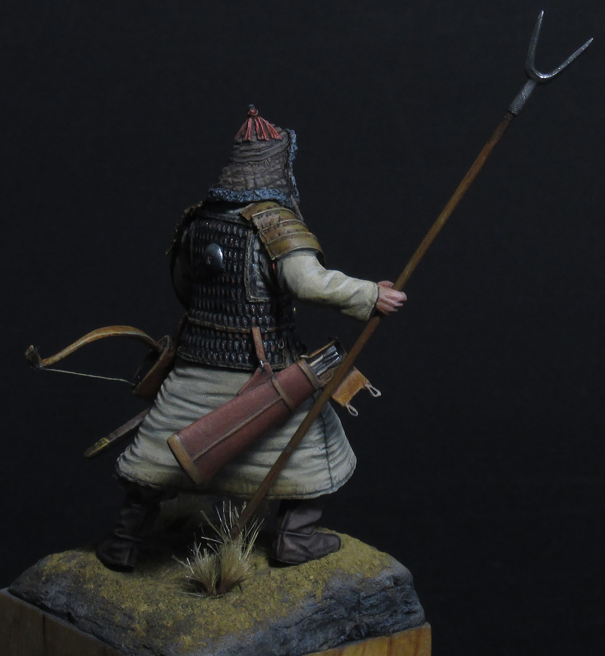 Figures: Khitan warrior, photo #4