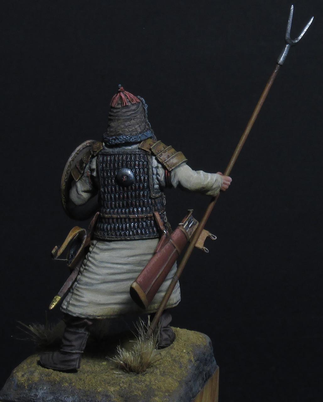 Figures: Khitan warrior, photo #5