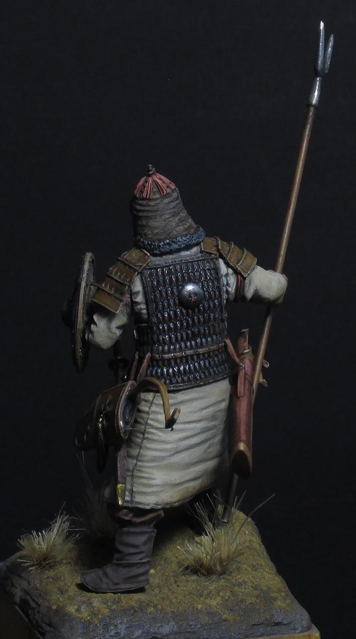 Figures: Khitan warrior, photo #6