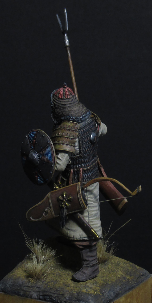 Figures: Khitan warrior, photo #7