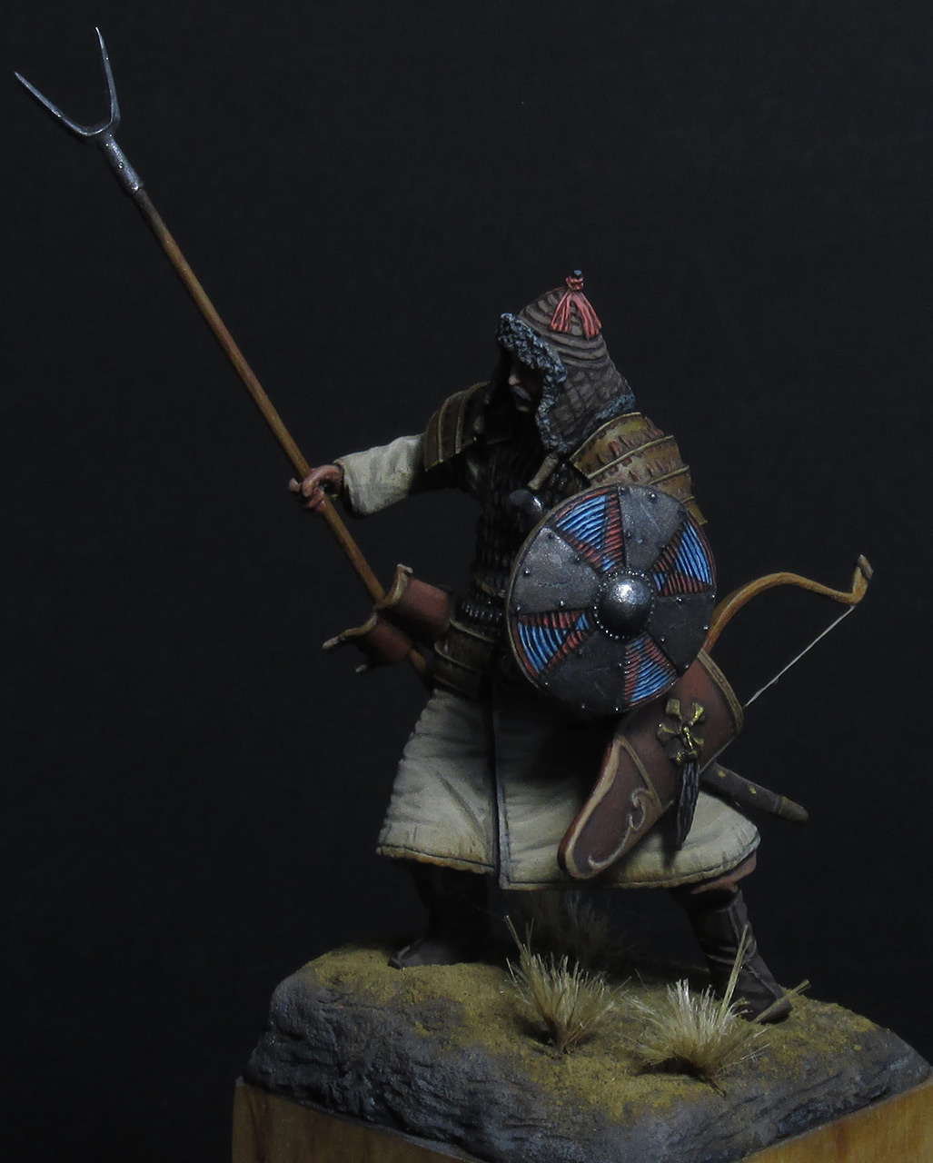 Figures: Khitan warrior, photo #9