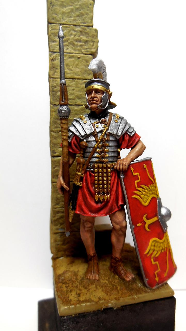 Figures: Roman Legionary, I A.D., photo #10