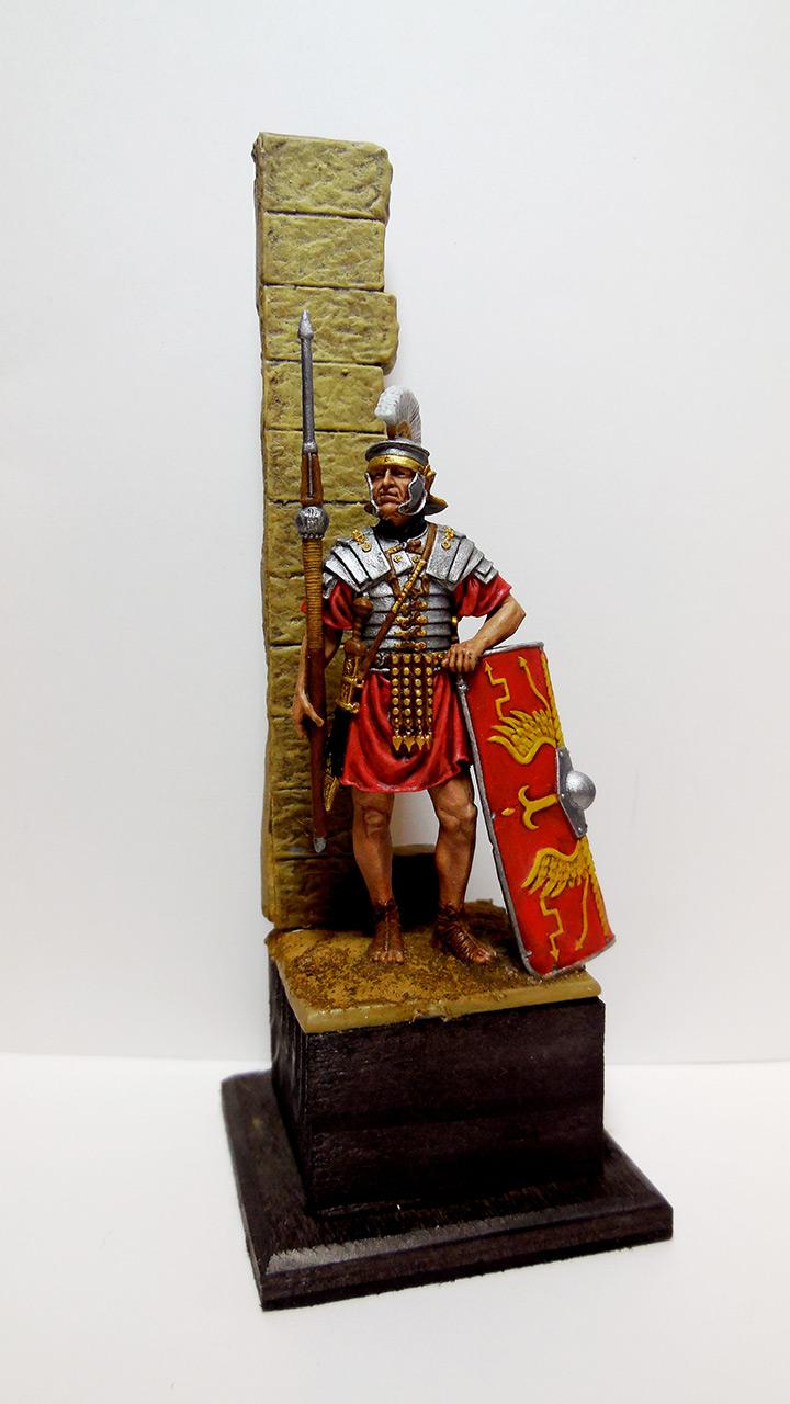 Figures: Roman Legionary, I A.D., photo #11