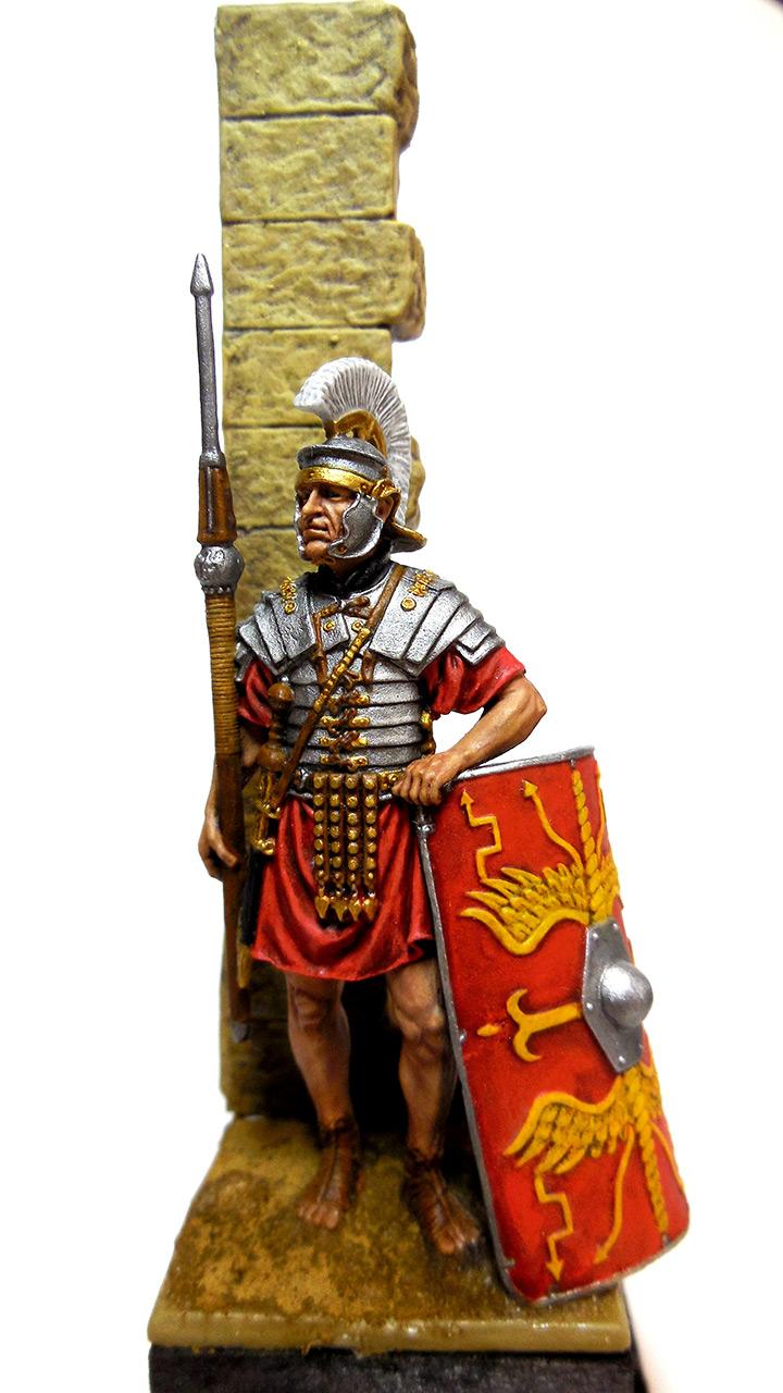 Figures: Roman Legionary, I A.D., photo #2