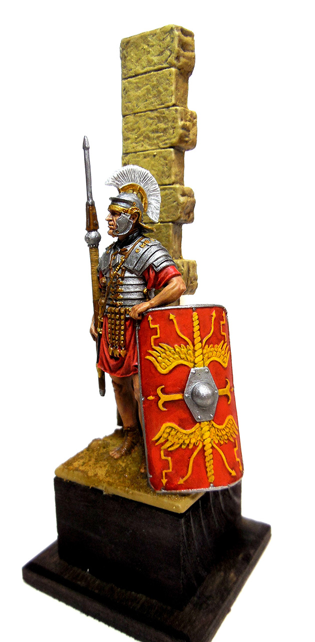 Figures: Roman Legionary, I A.D., photo #3