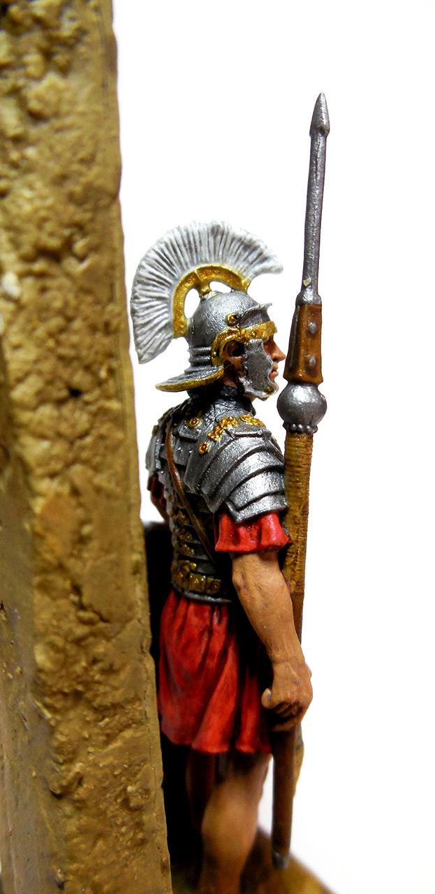 Figures: Roman Legionary, I A.D., photo #6
