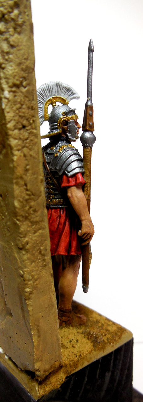 Figures: Roman Legionary, I A.D., photo #7