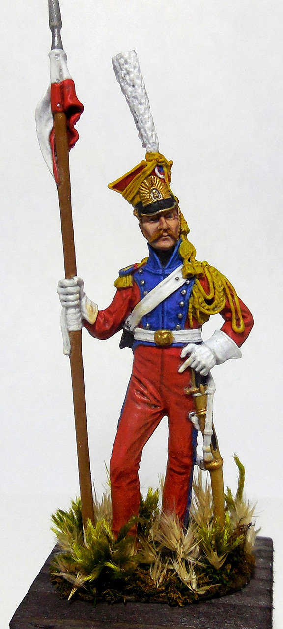 Figures: Guards lancer, photo #10