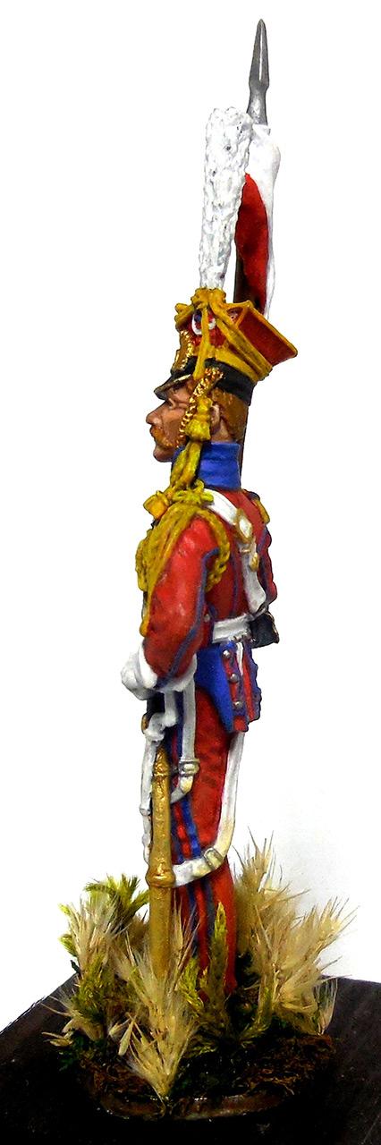 Figures: Guards lancer, photo #12