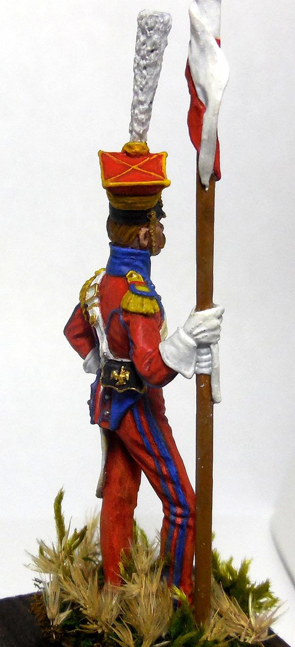 Figures: Guards lancer, photo #14