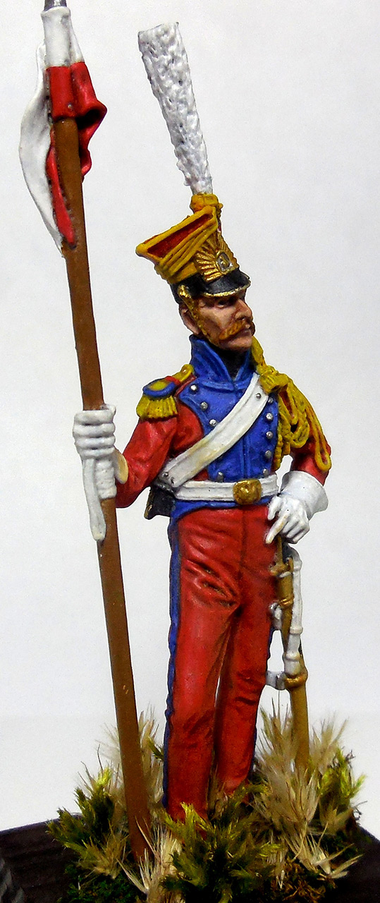 Figures: Guards lancer, photo #15