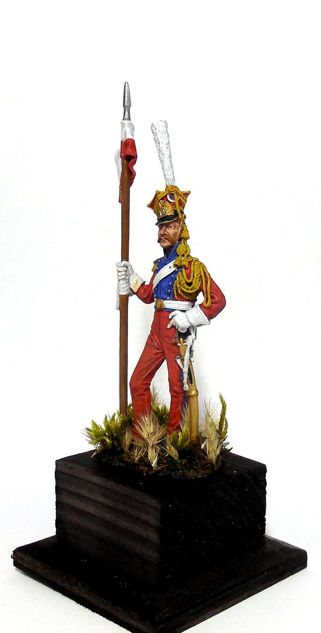 Figures: Guards lancer, photo #2