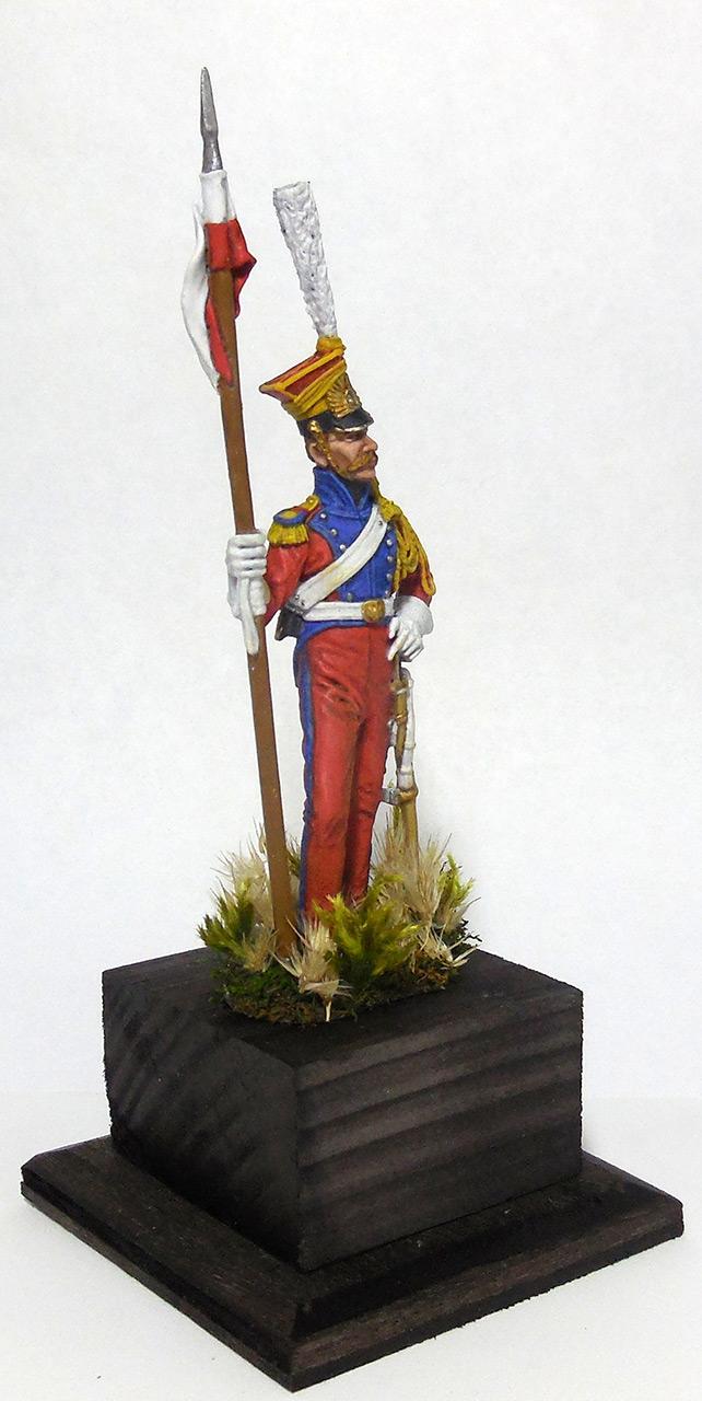 Figures: Guards lancer, photo #7