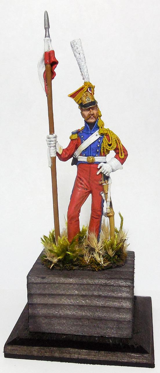 Figures: Guards lancer, photo #8