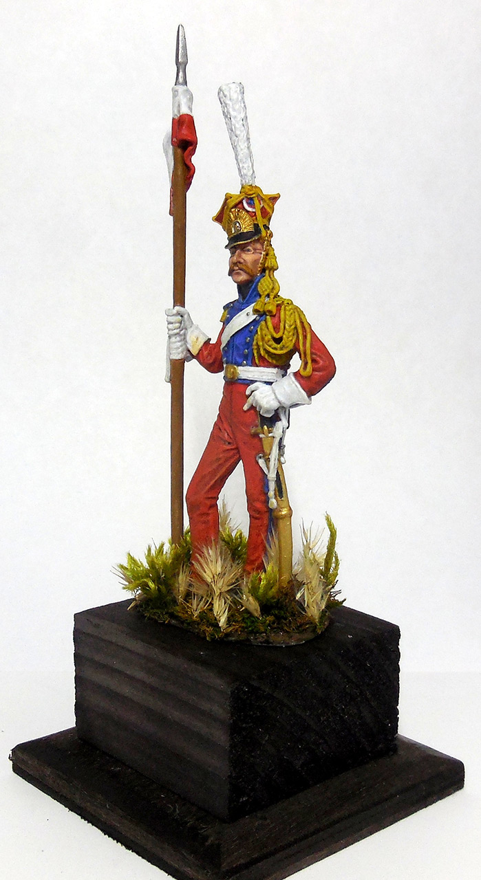 Figures: Guards lancer, photo #9