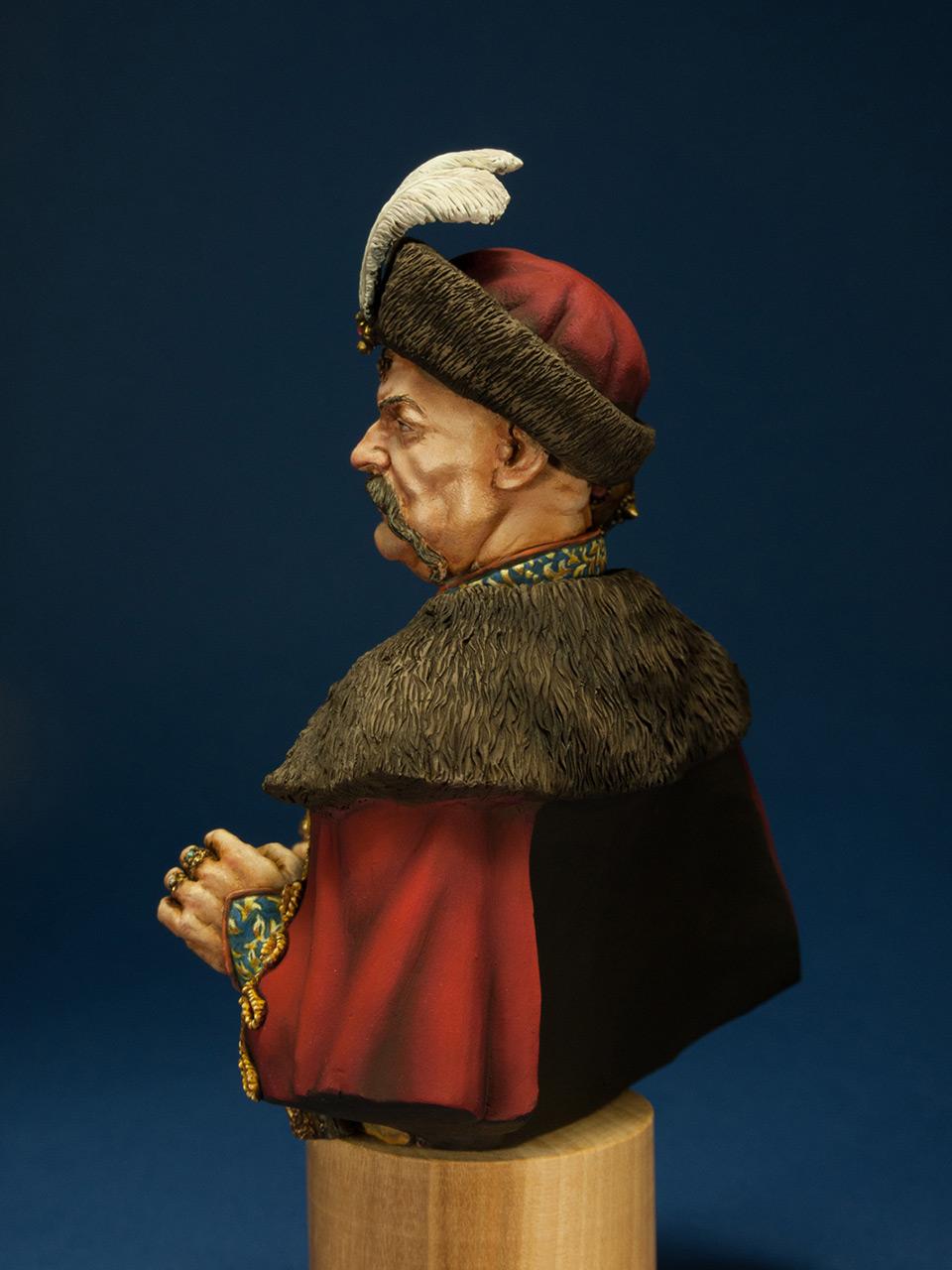 Figures: Bogdan Khmelnitsky, photo #4