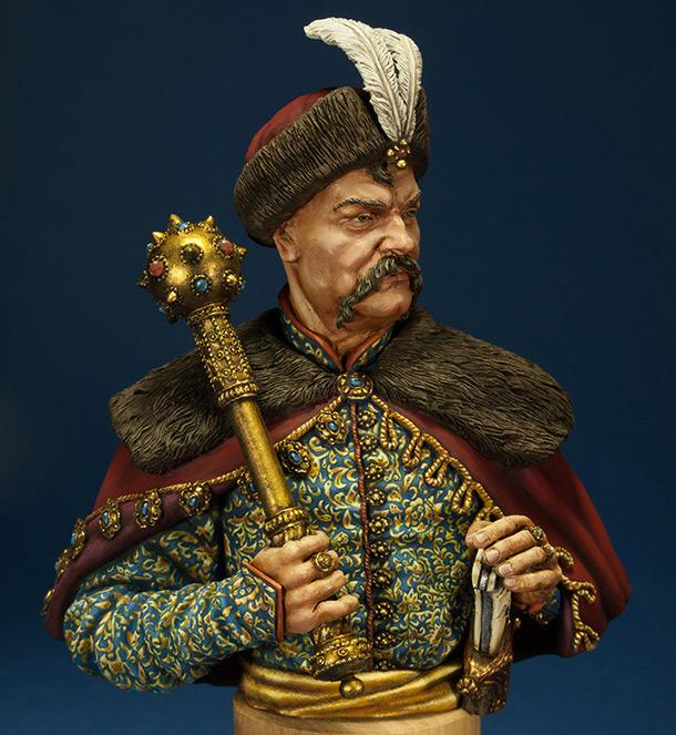 Figures: Bogdan Khmelnitsky