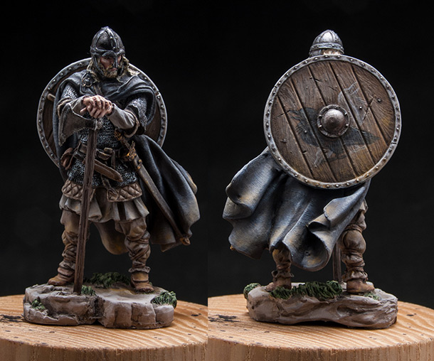 Figures: Viking the Raider
