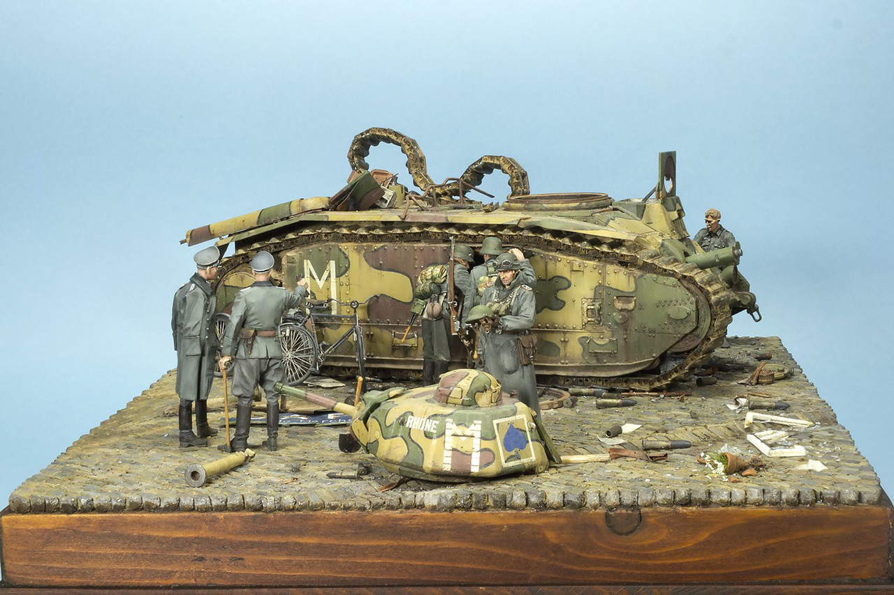 Dioramas and Vignettes: The Trophy, photo #1