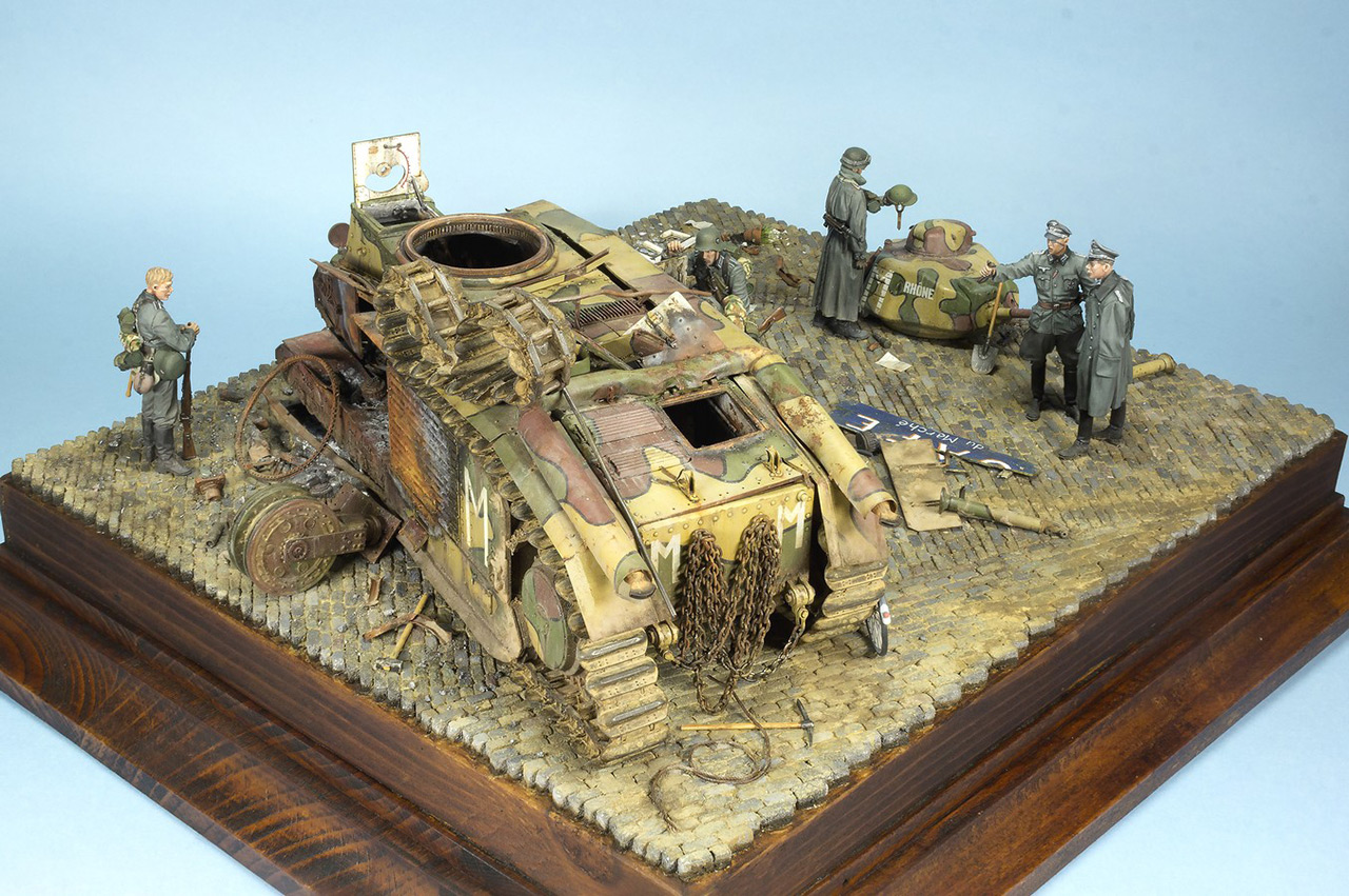 Dioramas and Vignettes: The Trophy, photo #10