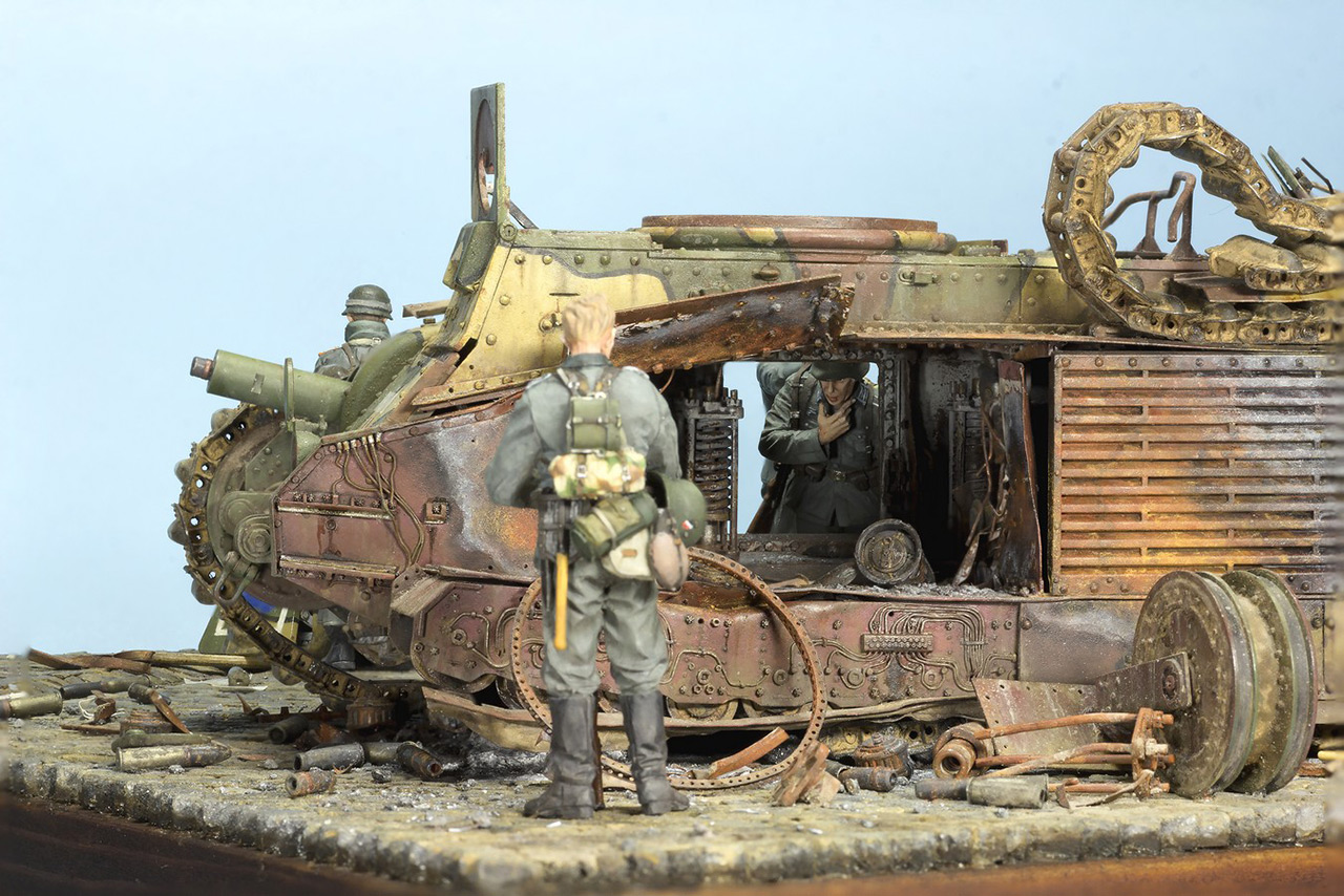 Dioramas and Vignettes: The Trophy, photo #12