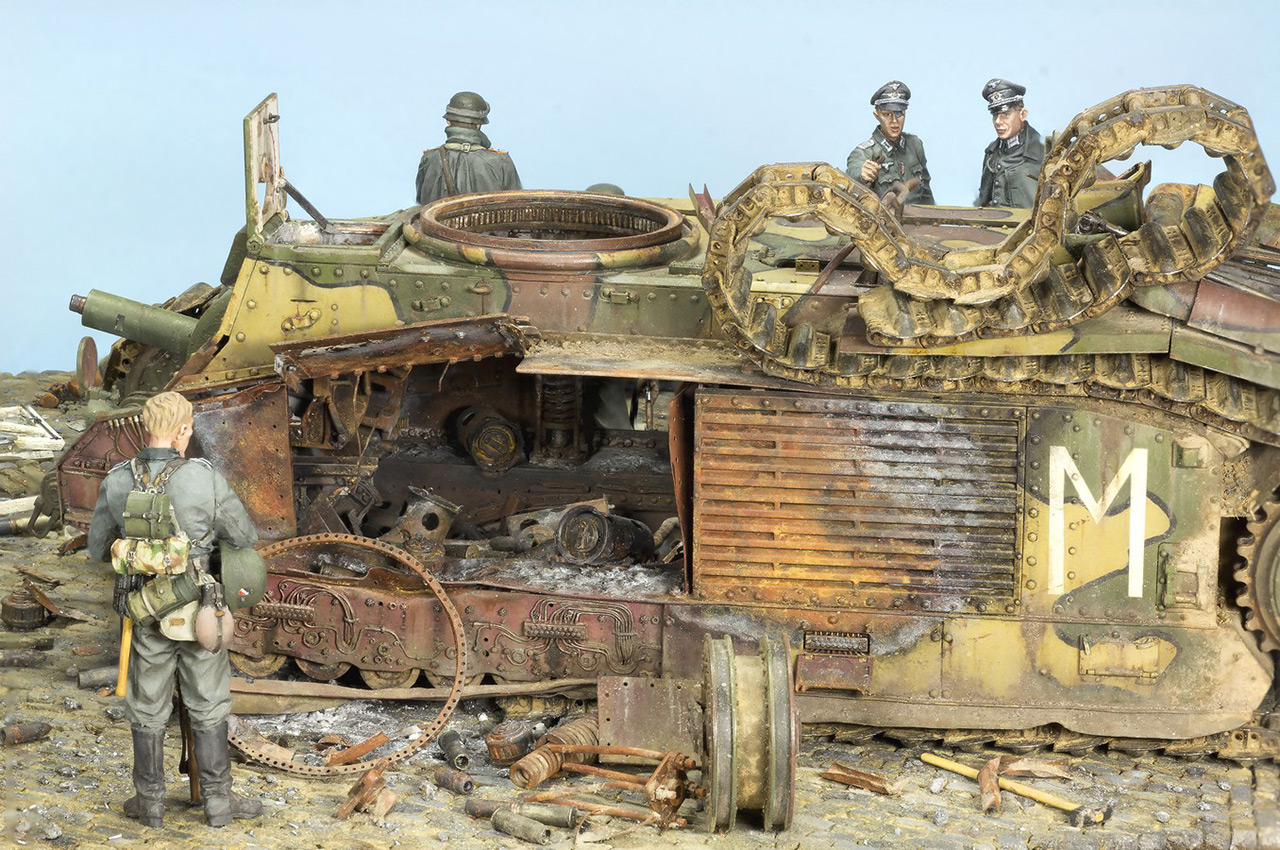 Dioramas and Vignettes: The Trophy, photo #13