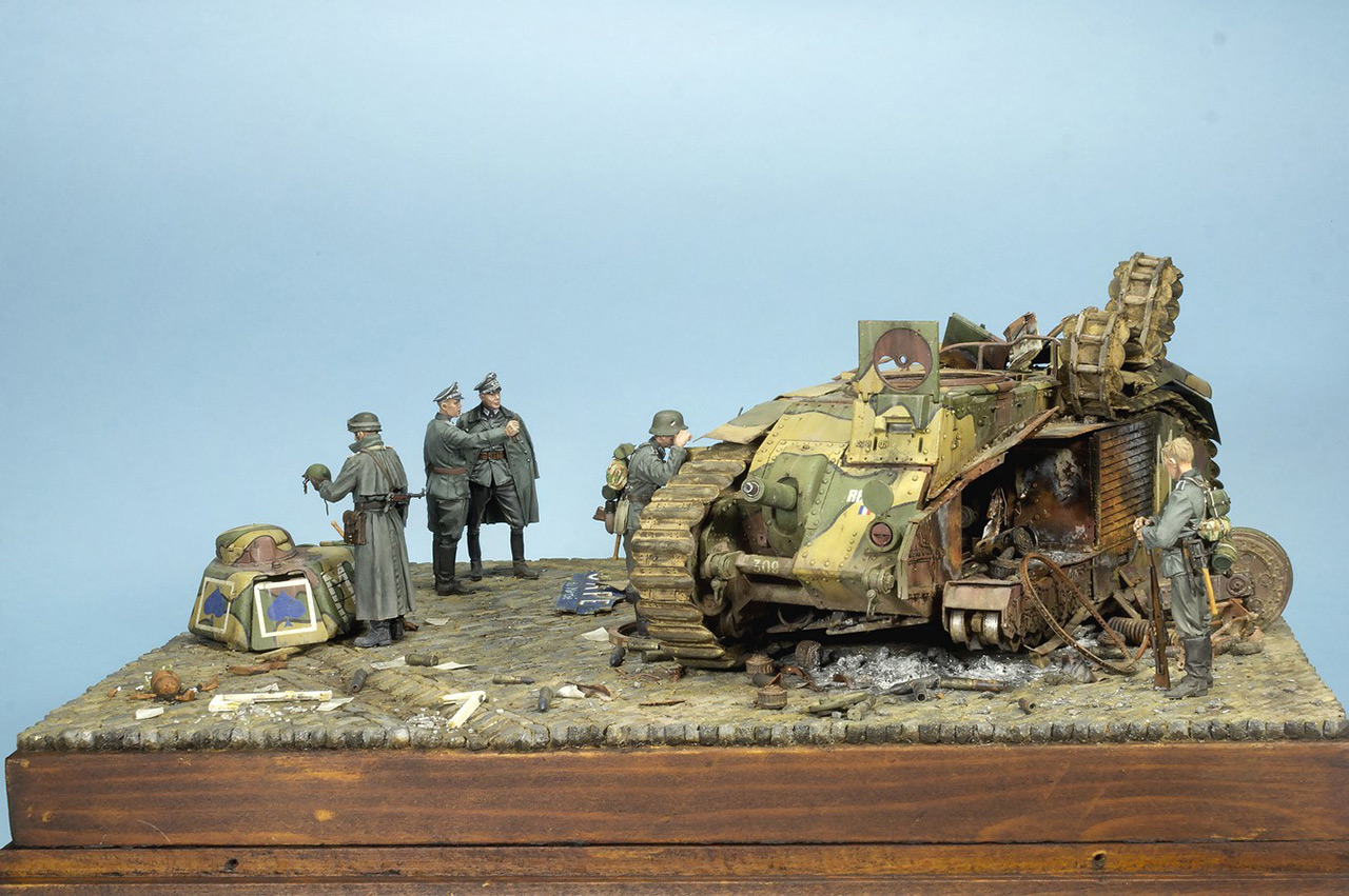 Dioramas and Vignettes: The Trophy, photo #2