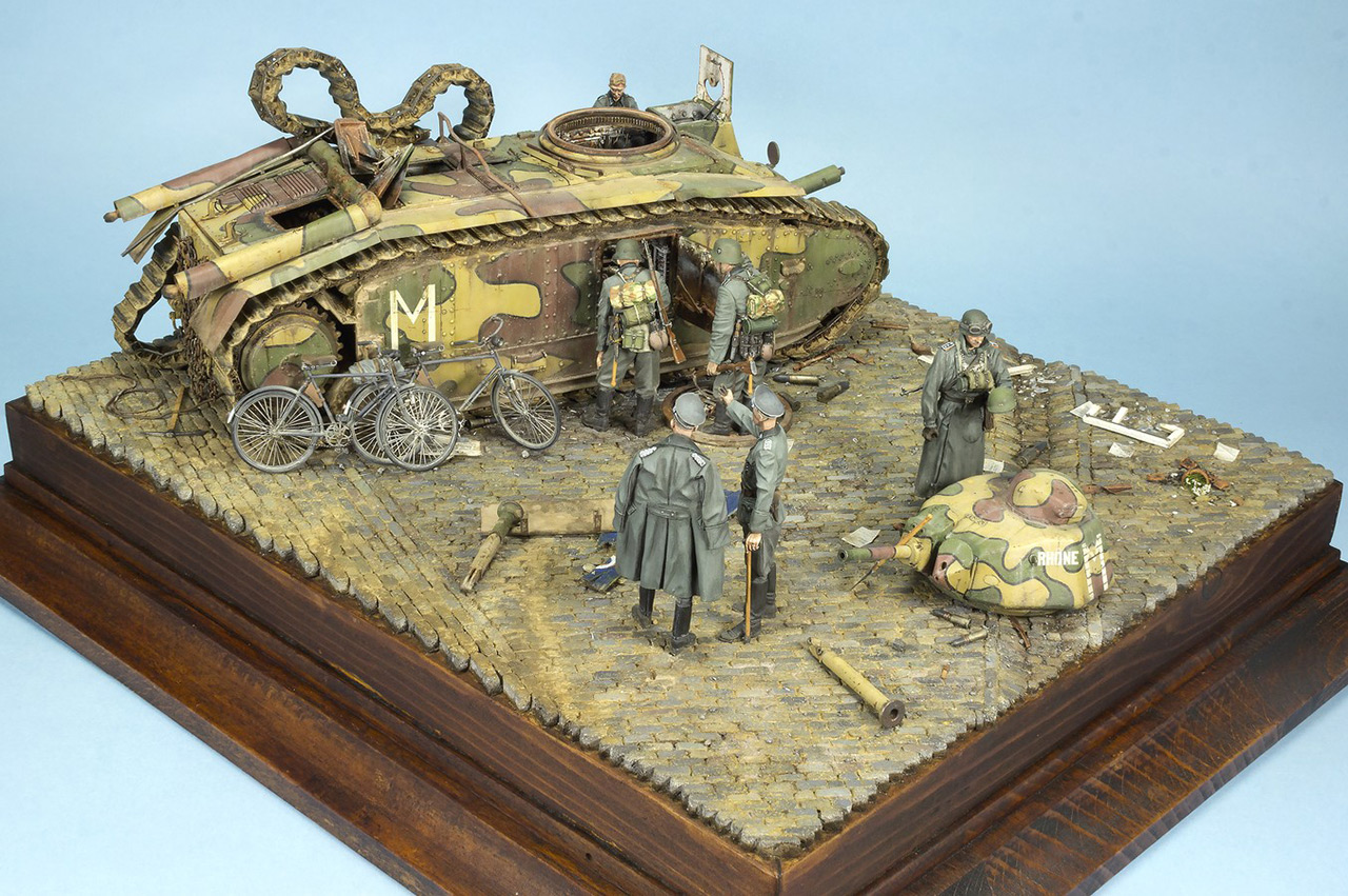 Dioramas and Vignettes: The Trophy, photo #4