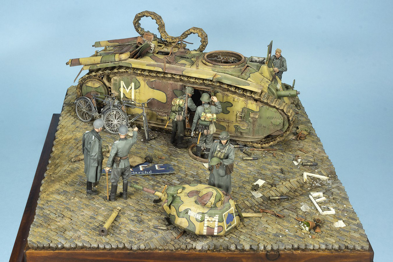 Dioramas and Vignettes: The Trophy, photo #5