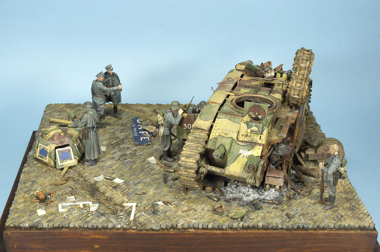Dioramas and Vignettes: The Trophy, photo #7