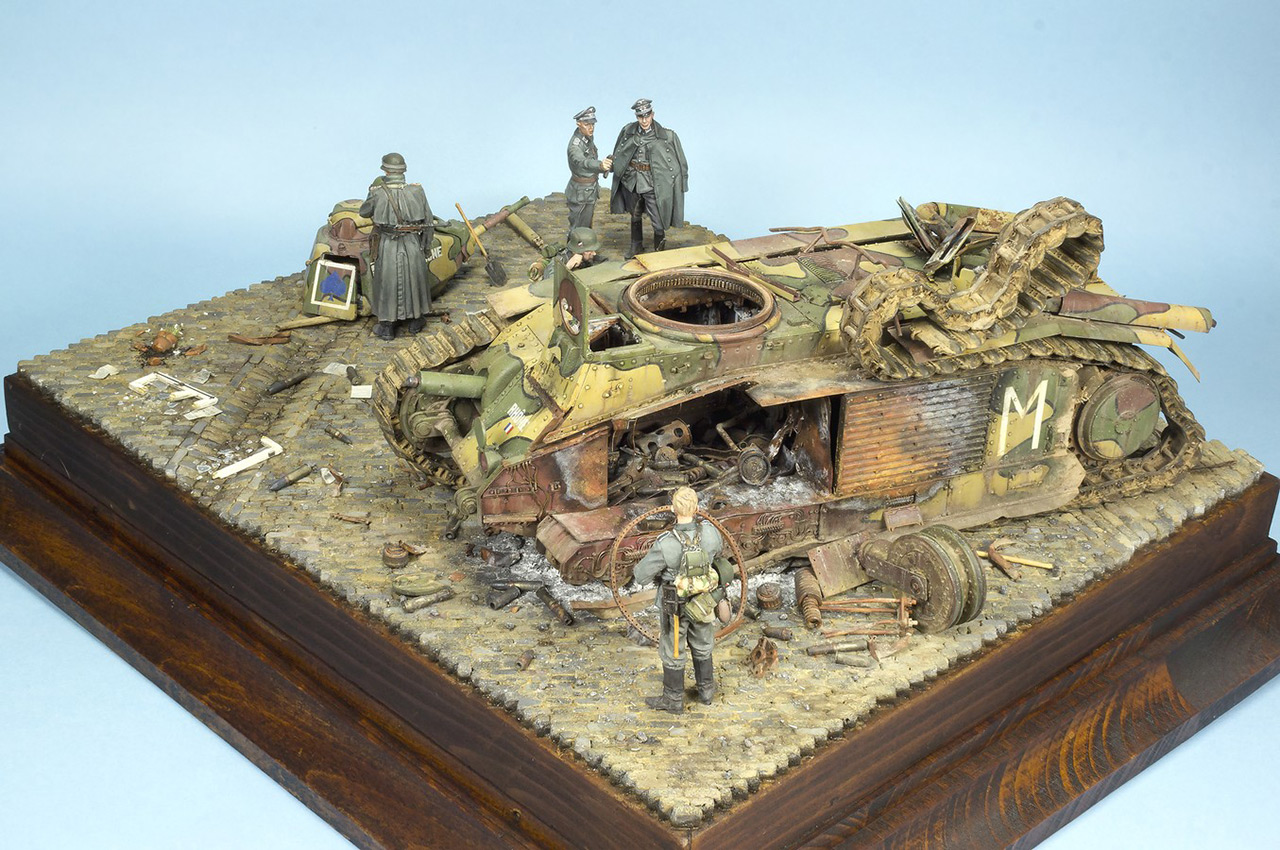 Dioramas and Vignettes: The Trophy, photo #8