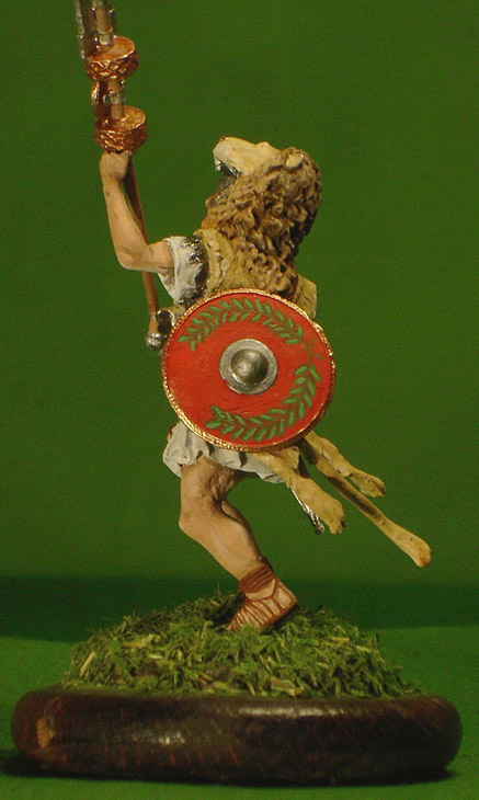 Figures: Roman Signifer, AD 81-96, photo #4