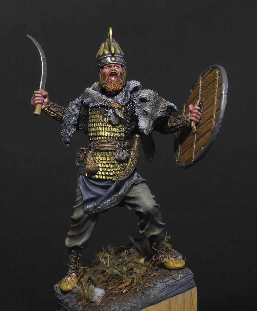 Figures: Dacian warrior, photo #10