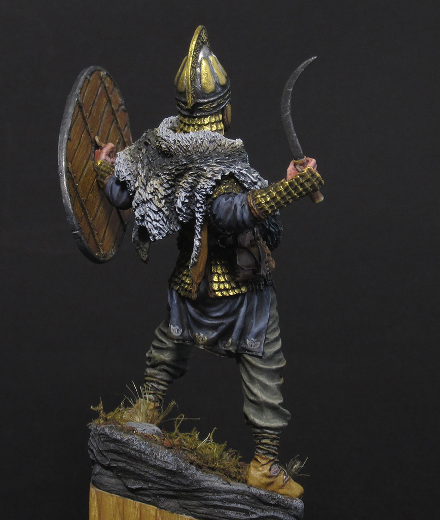 Figures: Dacian warrior, photo #9