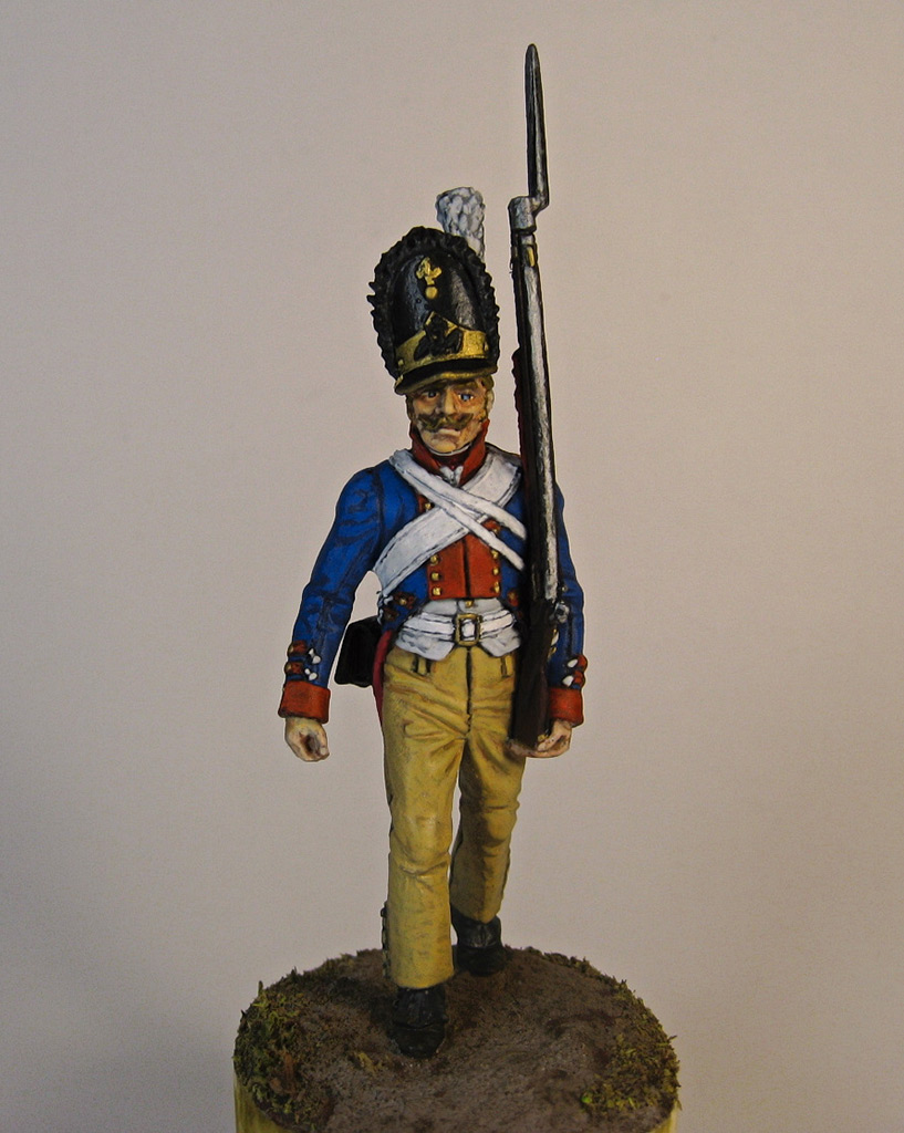 Figures: Grenadier, Rheinbaben btn., photo #10