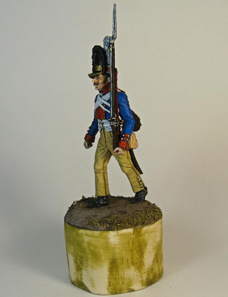 Figures: Grenadier, Rheinbaben btn., photo #2