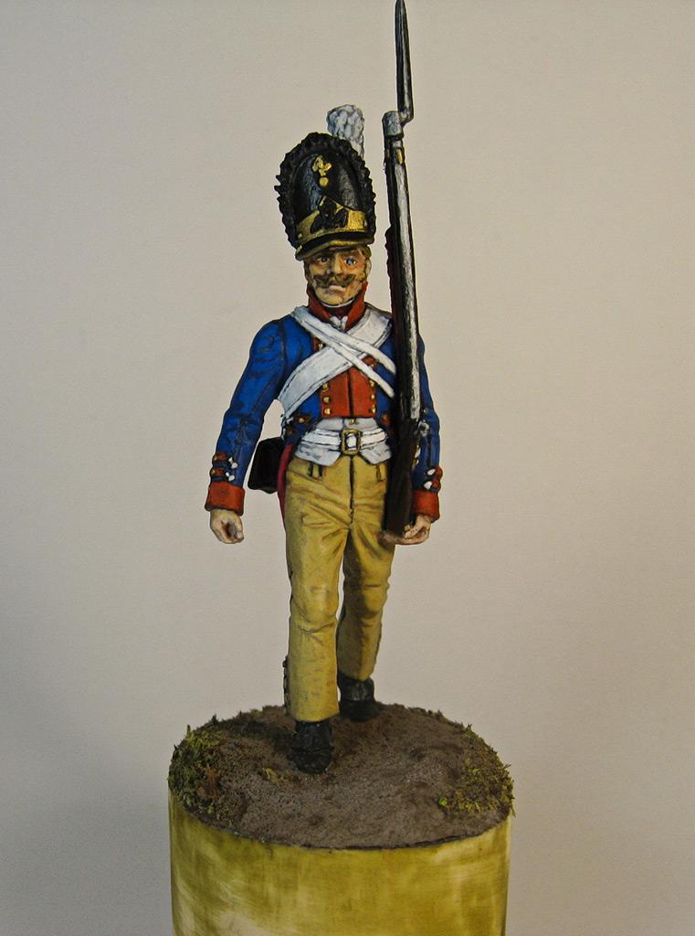 Figures: Grenadier, Rheinbaben btn., photo #6