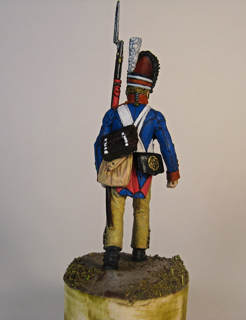 Figures: Grenadier, Rheinbaben btn., photo #8