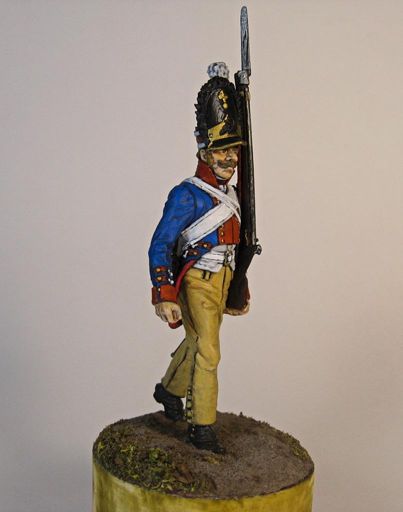 Figures: Grenadier, Rheinbaben btn., photo #9