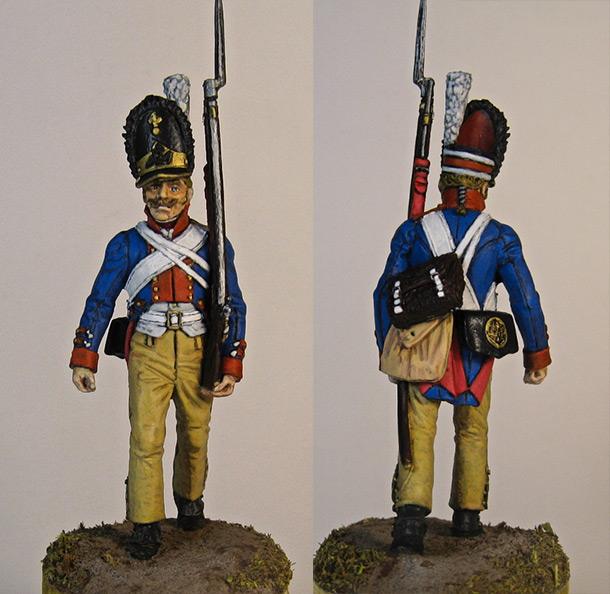 Figures: Grenadier, Rheinbaben btn.