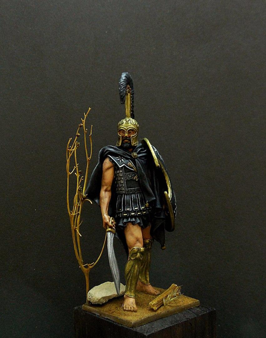 Figures: Thespian hoplite, photo #9