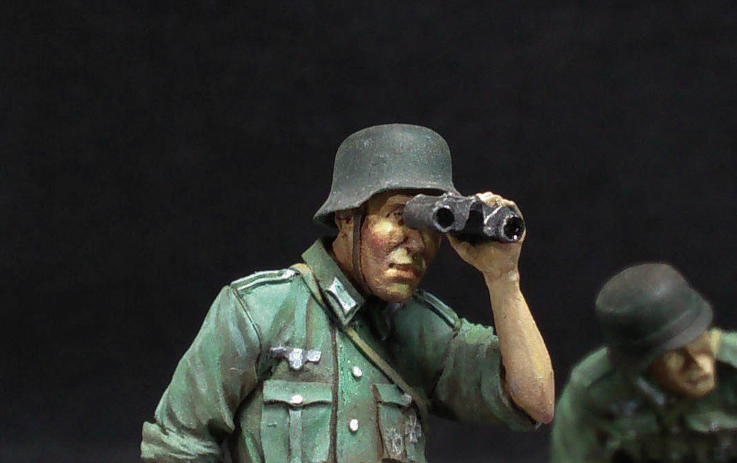 Figures: German Infantry in action, photo #16