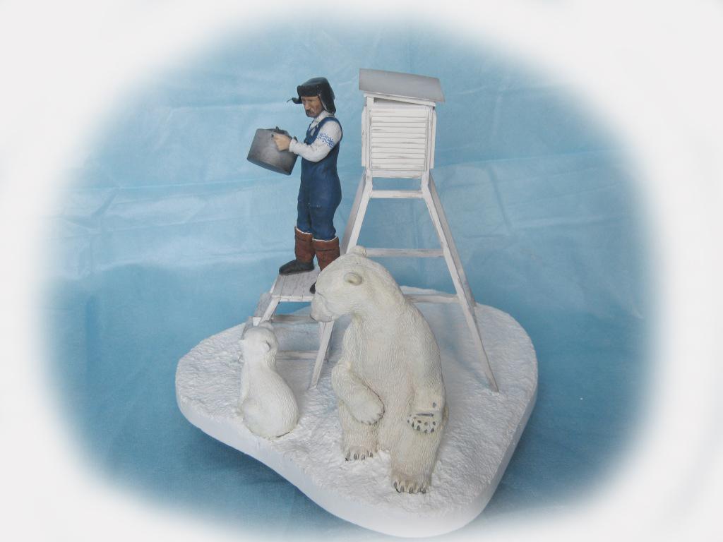 Sculpture: Umka, leave him!, photo #12