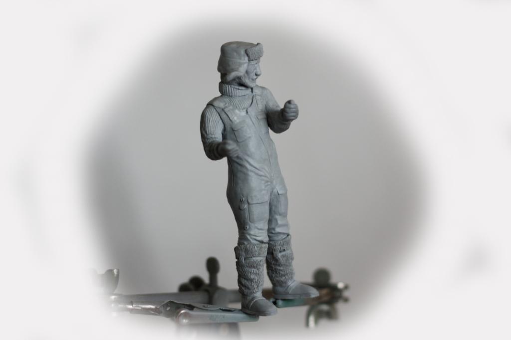 Sculpture: Umka, leave him!, photo #18