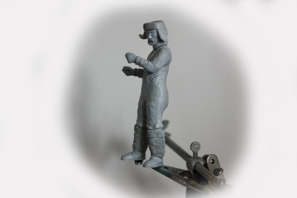 Sculpture: Umka, leave him!, photo #21
