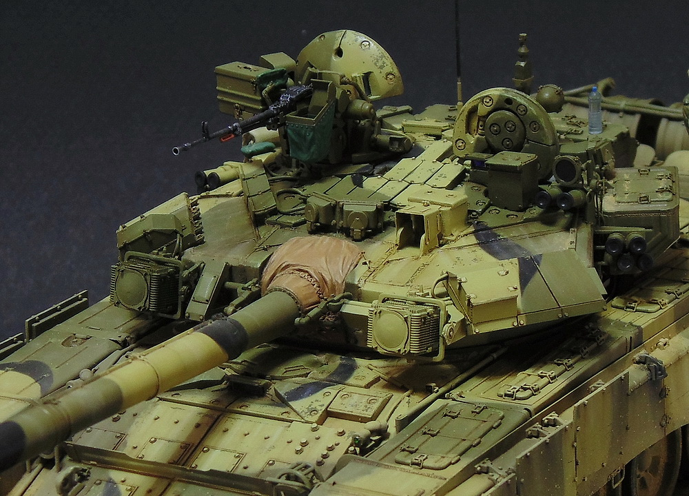 Dioramas and Vignettes: T-90A. Ammo loading, photo #12
