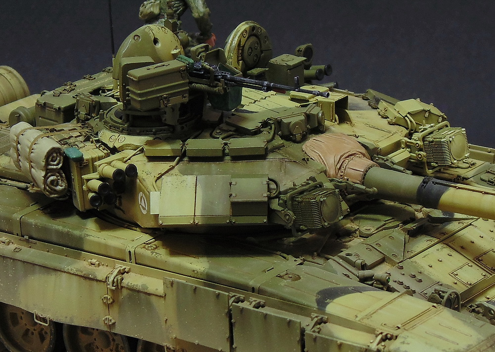 Dioramas and Vignettes: T-90A. Ammo loading, photo #13