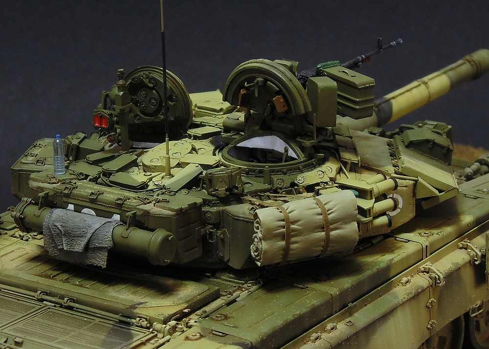 Dioramas and Vignettes: T-90A. Ammo loading, photo #16